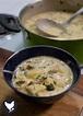 Creamy Italian Style Potato Soup | Cosmopolitan Cornbread ...
