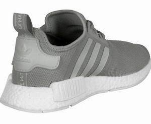 Adidas NMD R1 Chaussures Gris