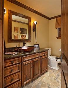 Man Cave Bathroom - Traditional - Bathroom - dallas - by