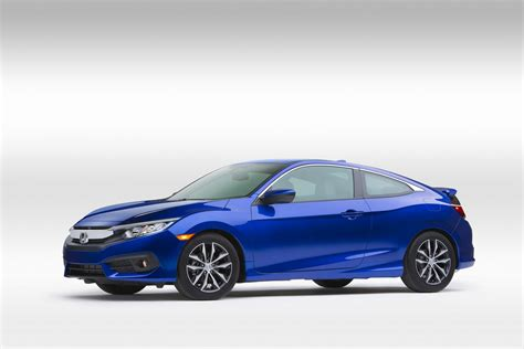 New 2016 Honda Civic Coupe Revealed Ahead Of La Auto Show