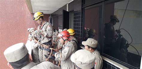 Ao contrário, em vez de uma, haverá duas. Corpo de Bombeiros realiza instrução conjunta de abordagem técnica e tática à tentativa de ...