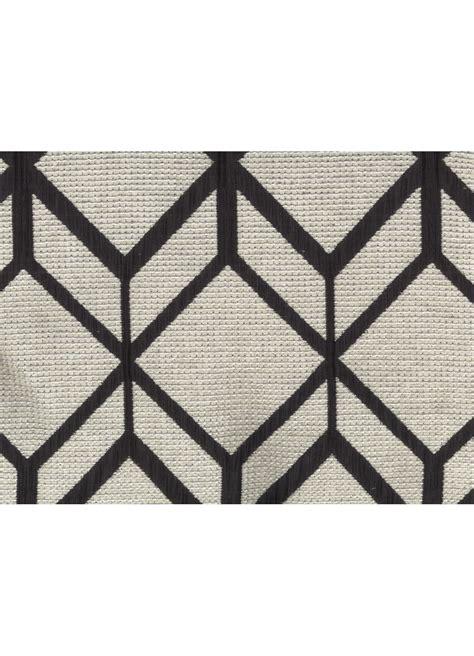 rideau 224 motifs g 233 om 233 triques avec oeillets gris et noir gris et bleu gris et marron