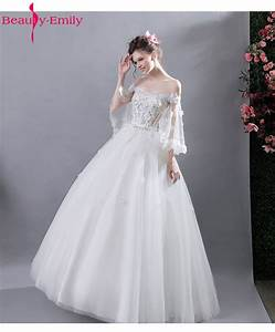 online get cheap beautiful white ball wedding dress With white wedding dresses cheap