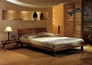 Chambre Ambiance Zen : d coration zen des exemples modernes et minimalistes ~ Zukunftsfamilie.com Idées de Décoration