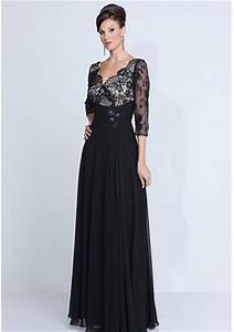 robe longue de soiree pas cher le son de la mode With robe en dentelle pas cher