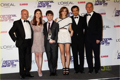 Emma Watson National Movie Awards With Daniel Radcliffe