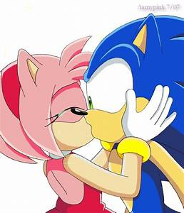 Kiss You Luck, Sonic by Aamypink on DeviantArt