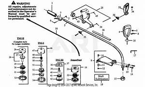 Poulan Pp114 Gas Trimmer  114 Gas Trimmer Parts Diagram