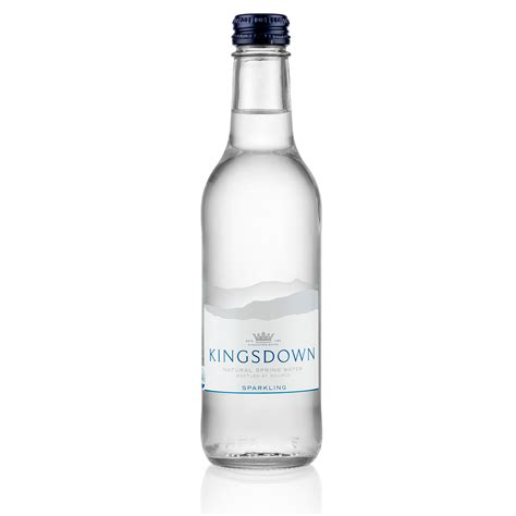 secret ingredient kingsdown sparkling spring water