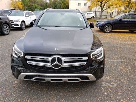 Pricing starts at around $43,500 for the glc 300. New 2021 Mercedes-Benz GLC 300 4MATIC SUV | Black 21-215