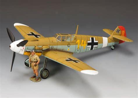 Ak071(sl)  Hansjoachim (jochen) Marseille & His Bf 109