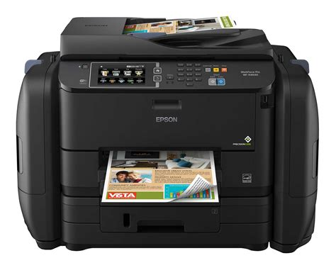 Epson Transforms Printer Category with EcoTank