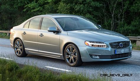 Speculative Renderings 2018 Volvo S80 And 2017 Volvo S60