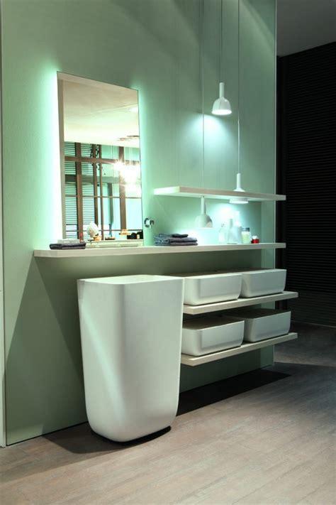eclairage de salle de bain pour une ambiance douce