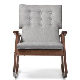 baxton studio agatha mid century modern grey fabric