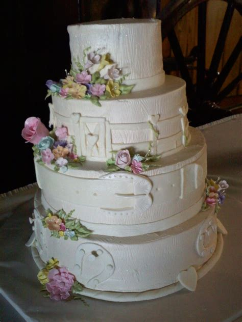 western wedding cakes pictures western wedding cake cakecentral 1253