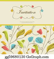 invitation card clip art royalty  gograph