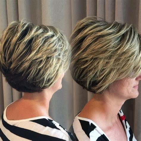 funky hairstyles  short thick hair crazyforus