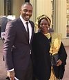Idris Elba celebrates his OBE with his mother: \'Made my ...