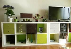 Meuble 9 Cases Ikea : la lettre pimp my expedit ~ Dailycaller-alerts.com Idées de Décoration