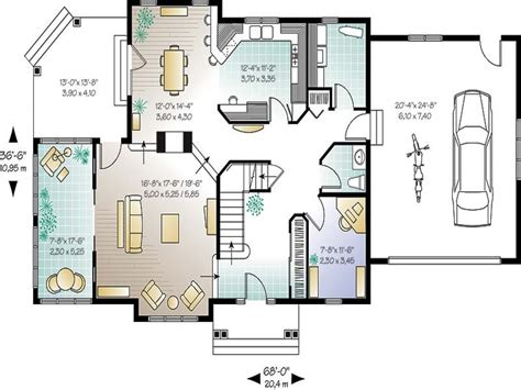 house with open floor plan small open concept house plans open floor plans small home