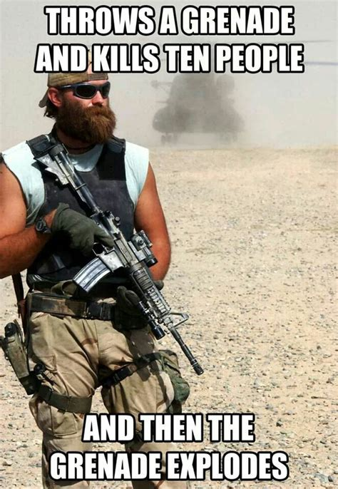 Badass Guy Meme - badass marines usmc pinterest hope beards and army green