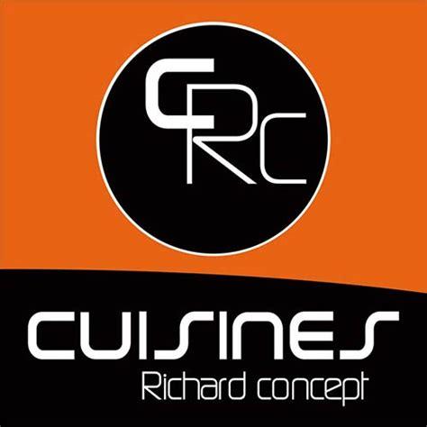 logo cuisiniste cuisines richard concept concepteur de cuisines à
