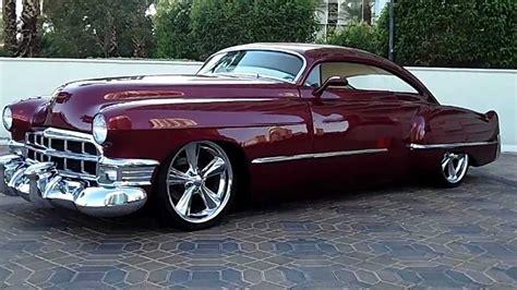 1949 Cadillac Coupe -----inside Celebrity Cars Las Vegas