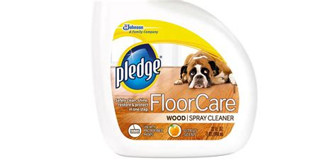 Pledge Wood Floor Cleaner Spray by Pledge Floorcare Wood Spray Cleaner Review