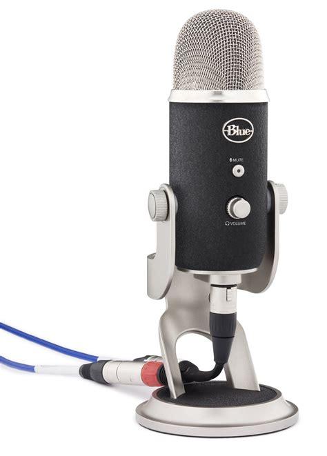 BLUE Yeti Pro Multi-Pattern USB Microphone