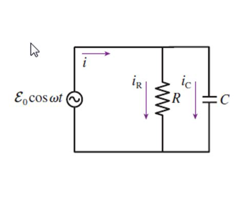 Solved The Figure Shows Parallel Circuit