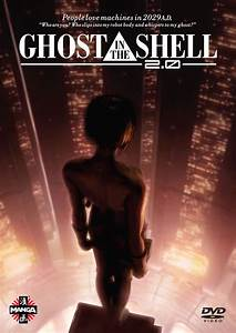 News: Ghost in the Shell 2.0 (UK - DVD R2 | BD RB) - DVDActive