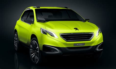 Peugeot To Launch 2008 Rx 1008 3door Crossover Coupe In