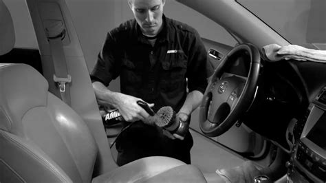 Car Upholstery Detailing by Interior Detailing Tools Techniques And Materials