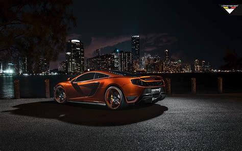 Vorsteiner Mclaren Mp4 Vx Miami 2 Wallpaper Hd Car