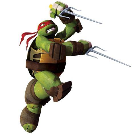 giant raphael wall decals teenage mutant ninja turtles stickers kids decor ebay