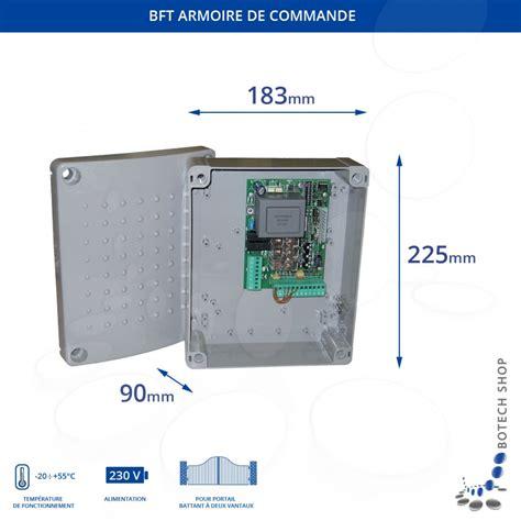 Armoire De Commande Bft Alcor N