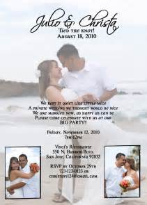 elopement announcements an elopement announcement thank you by gwenmariedesigns