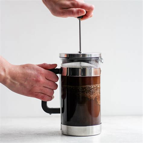 french press fit foodie finds