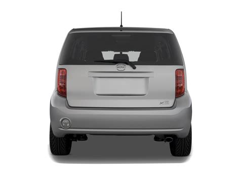 rear view 2009 scion xb reviews and rating motor trend
