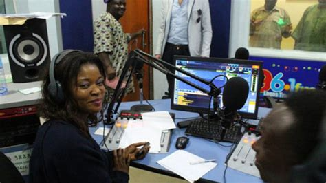 lagos traffic radio holds  lecture series june