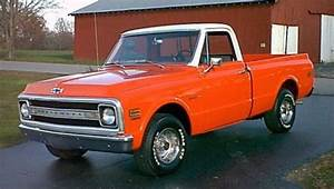 1970 Chevy pickup. Maintenance/restoration of old/vintage ...