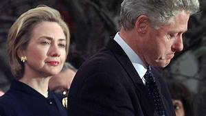 White House secrets of Bill and Hillary Clinton during ...
