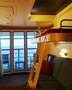 Balcony Cabin 10074 On Disney Dream Category 4A