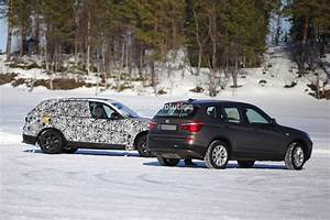 Bmw X3 G01 : 2017 bmw g01 x3 prototype already spied testing autoevolution ~ Dode.kayakingforconservation.com Idées de Décoration