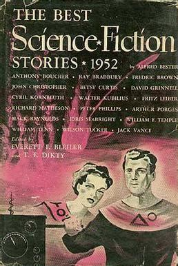 The Best Science Fiction Stories 1952 Wikipedia