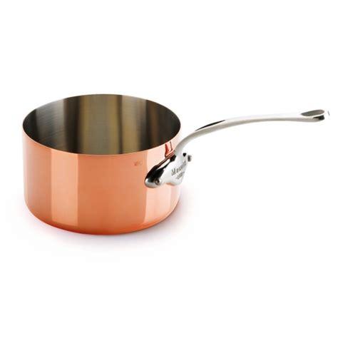 mauviel cuisine casserole en cuivre intérieur inox mauviel