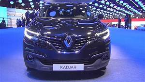 Renault Kadjar 4x4 : renault kadjar black edition energy dci 130 awd 4x4 2017 exterior and interior in 3d youtube ~ Medecine-chirurgie-esthetiques.com Avis de Voitures