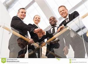 Strong Business Team. Stock Photos - Image: 36041453