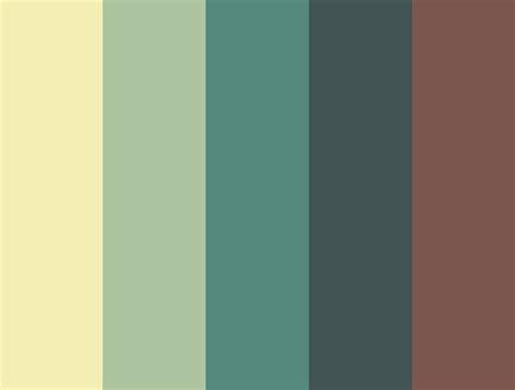 retro color palette retro vintage color palette vynal polaroid color